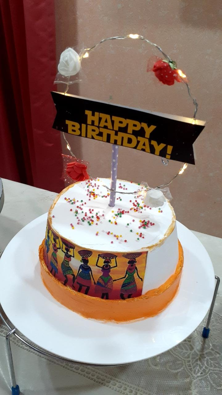 Fault line cake Designs, Images, Price Near Me