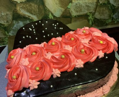 Chocolate Heart Shape Cake Designs, Images, Price Near Me
