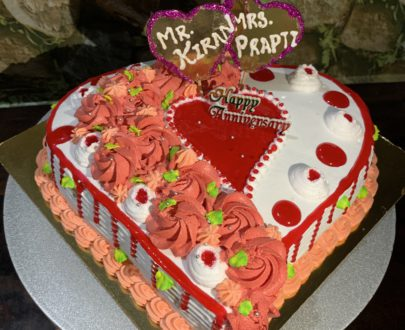 Heart Shaped Cake Designs, Images, Price Near Me
