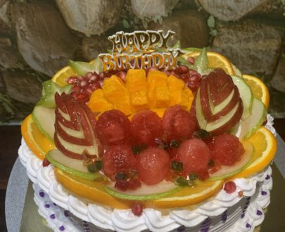 Mixed fruits Cake Designs, Images, Price Near Me