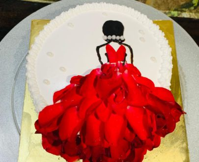 Back Girl Theme Cake Designs, Images, Price Near Me