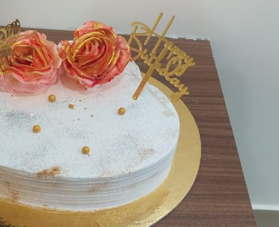 Anniversary Cake- Pineapple flavour Designs, Images, Price Near Me