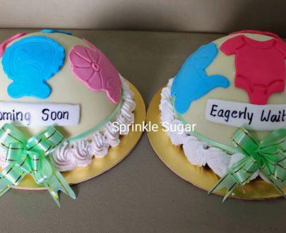 Baby Shower Pinata Theme Cake Designs, Images, Price Near Me